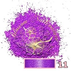 High Quality Pigment 11 Purple Dust XL Größe