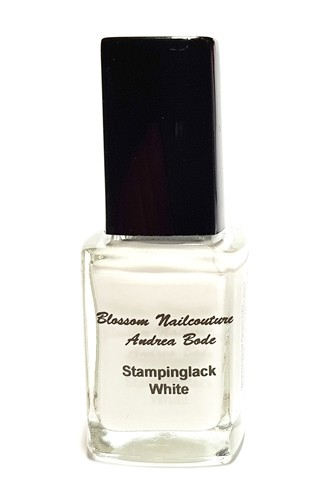 Stampinglack White 12ml