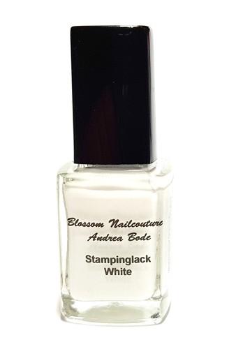 Stamping Lack White 12ml