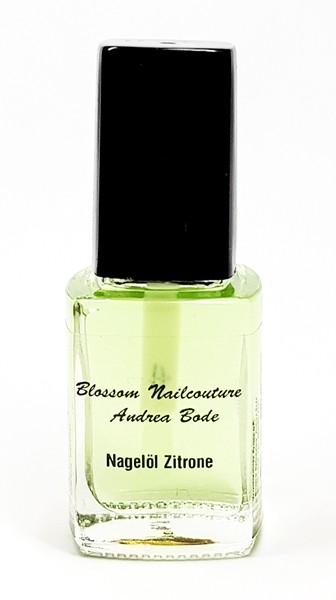 Nature Nagelöl Zitrone 12ml - Duftstärke: Dezent