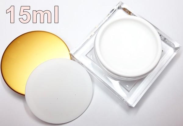Acrylglas Schmucktiegel 15ml