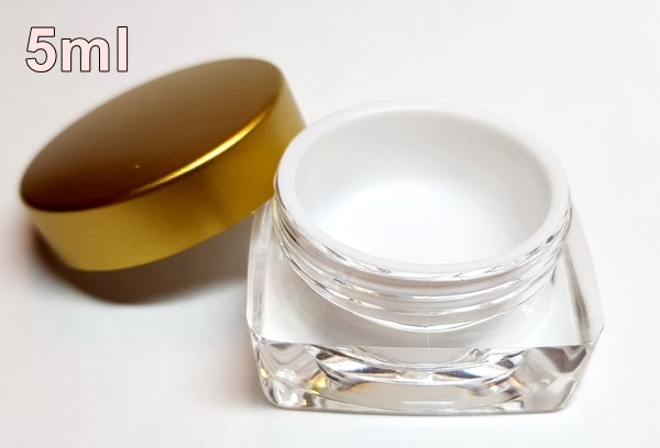 Acrylglas Schmucktiegel 5ml