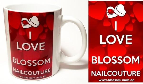 Blossom Nailcouture Fantasse Love beidseitiger Druck