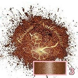 High Quality Pigment 3 Glamour Brownie