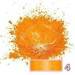 High Quality Pigment 4 Pumpkin Orange