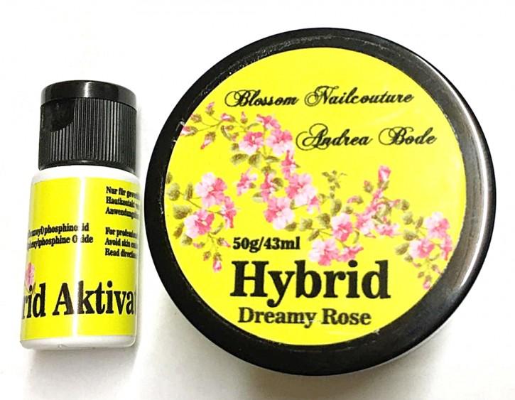 Hybrid Dreamy Rose 50g + 1 Aktivator