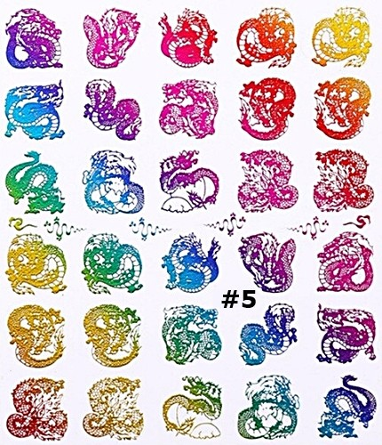 Asian Style Sticker #5