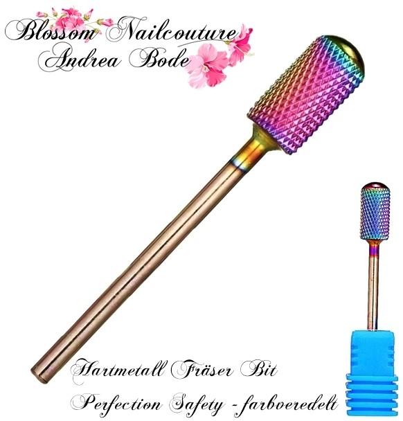 Hartmetall Fräser Bit - Perfection Safety - farbveredelt