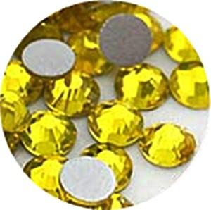 1800 Citrus Diamond Strasssteine SS3 - SS12 hochwertige Glasmanufaktur