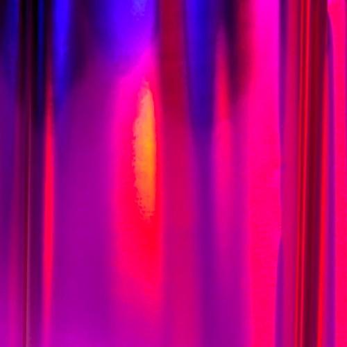 XL Transferfolie Holo Pink Violet