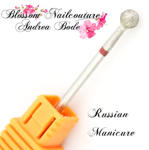 Diamant Nagelhaut Fräser Bit - Russian Manicure