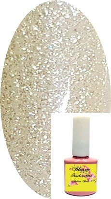 Blossom Nailcouture 3in1 Gellack Sparkle White 7,5ml