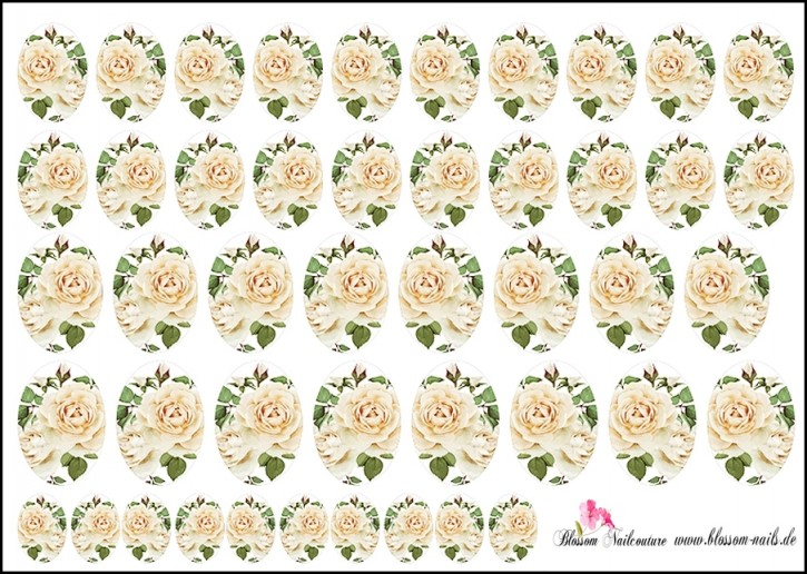 Blossom Nailcouture Wrap Vintage Softly Rose
