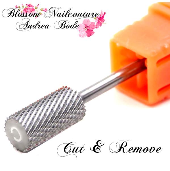 Hartmetall Fräser Bit - Cut & Remove