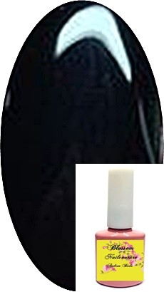 Blossom Nailcouture 3in1 Gellack Beautiful Black 7,5ml