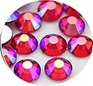 1800 Bleeding Heart Strasssteine SS3 - SS12 hochwertige Glasmanufaktur