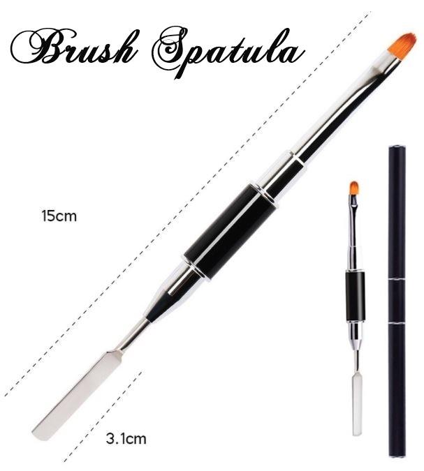 Brush Spatula