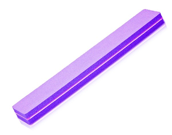 Smooth Buffer Lila Square 120 Grit