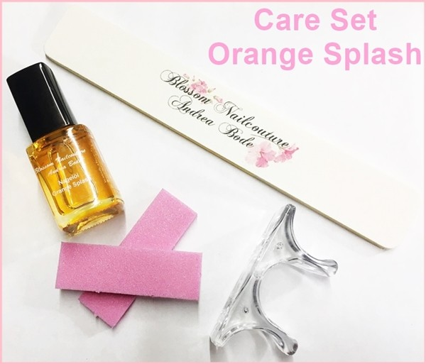 Care Set Orange Splash
