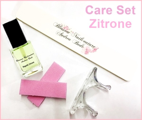 Care Set Zitrone