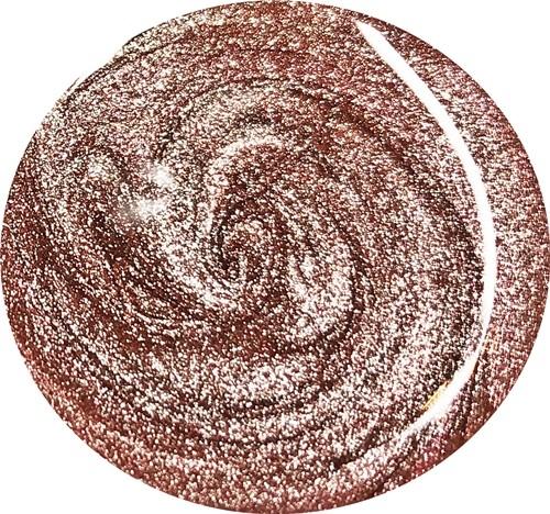 Metallic Gel Effect Rosegold 5ml