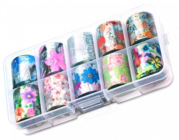 Transferfolien Box Flower Dreams
