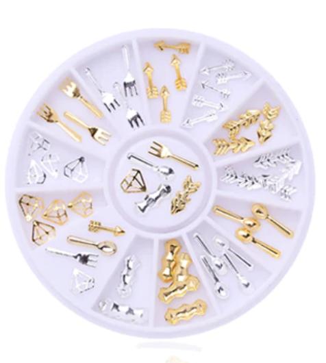 Diamonds, Forks & Spoons Rondell