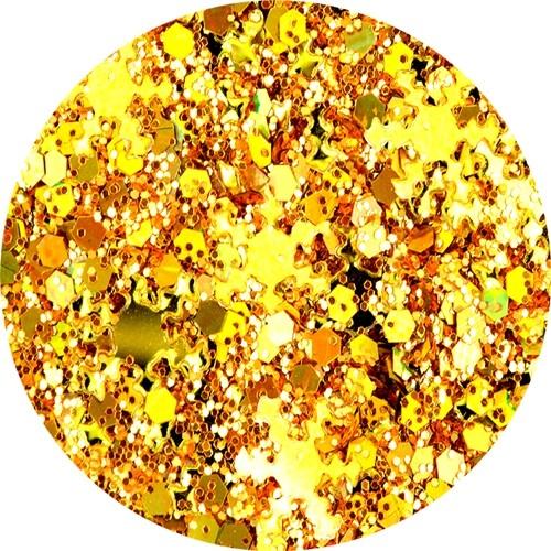Winter Wonderland Gold Mix-Glitter