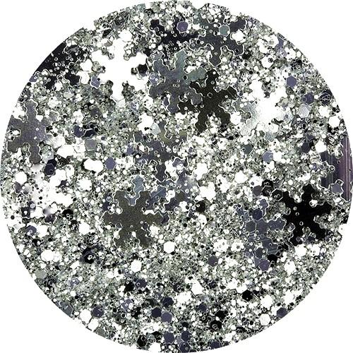 Winter Wonderland Silver Mix-Glitter