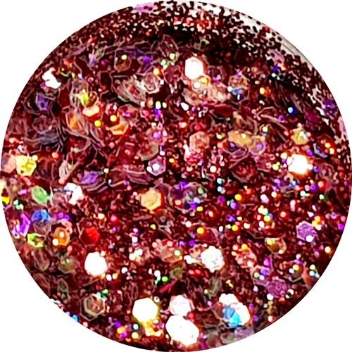 Glamour Glitter Swirl 01