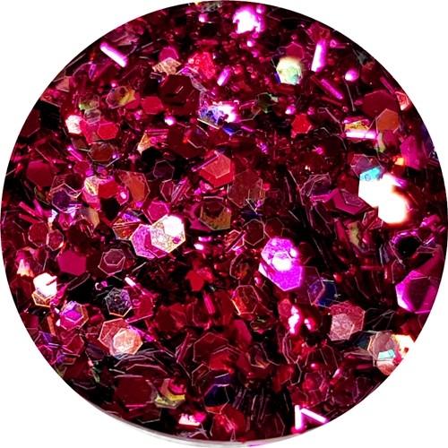 Glamour Glitter Swirl 05