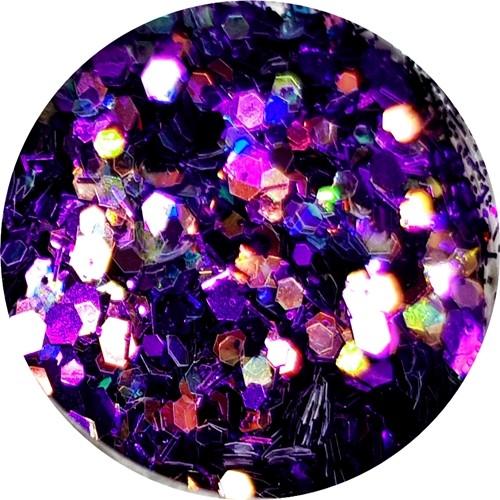 Glamour Glitter Swirl 06