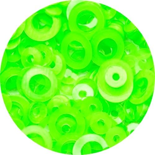 Donuts Screamy Green