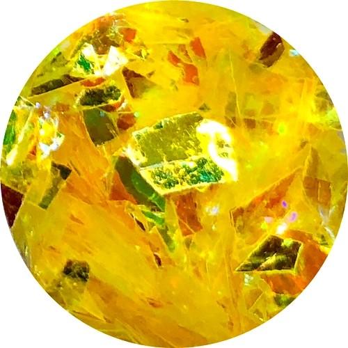 Mirror Shapes Sunny Yellow