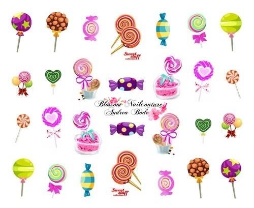 Lollipop Slider - hochdeckend