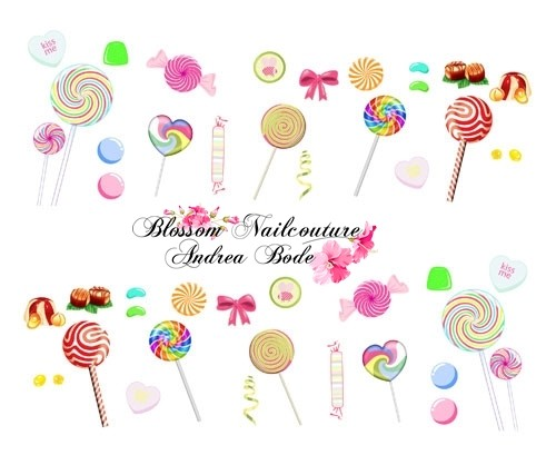 Candy Shop Silder - hochdeckend