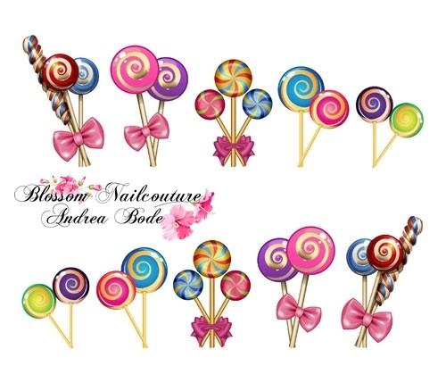 Candy Pop Slider - hochdeckend