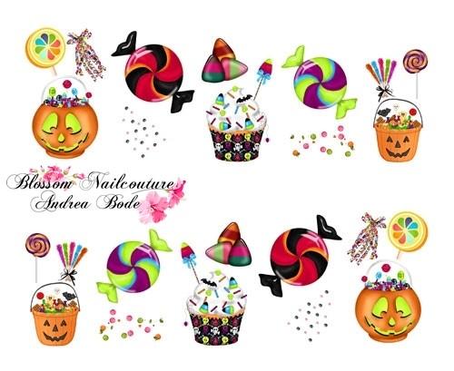 Happy Halloween Slider - hochdeckend