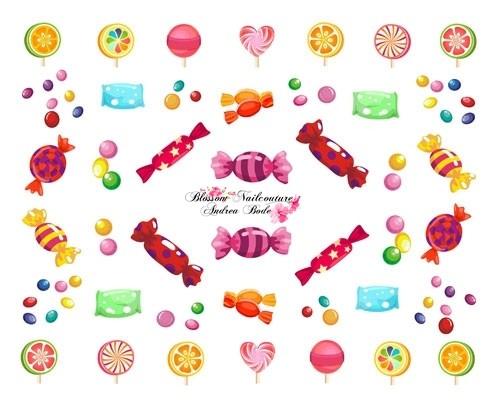 Party Sweets Slider - hochdeckend
