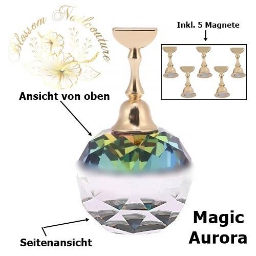 Präsentations Diamond Clear Magic Aurora