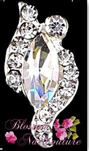 Overlay Diamond Princess Jewel