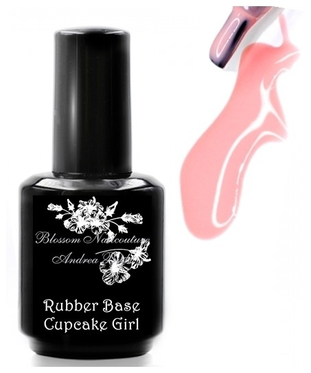 Rubber Base Cupcake Girl 15ml