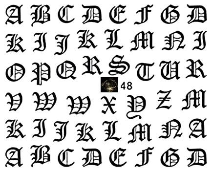 Script 48 Tattoo Slider - hochdeckend