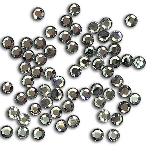1500 Silber Strasssteine SS3 hochwertige Glasmanufaktur