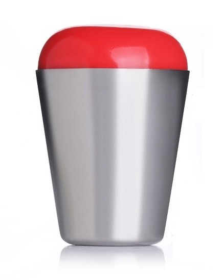 XXL Jelly Stamper Red Silver