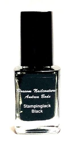 Stamping Lack Black 12ml