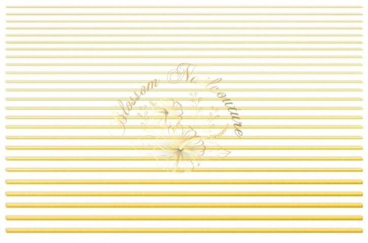 Flexible Stripes Gold