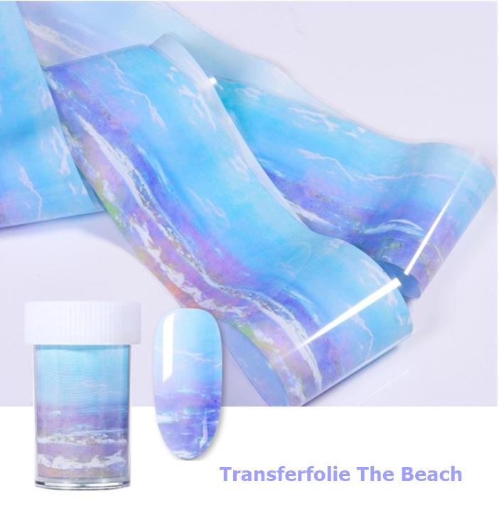 XL Tranfer Folien Rolle The Beach