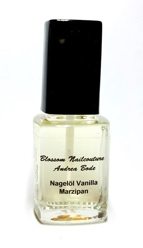 Nature Nagelöl Vanilla Marzipan 12ml - Duftstärke: Stark