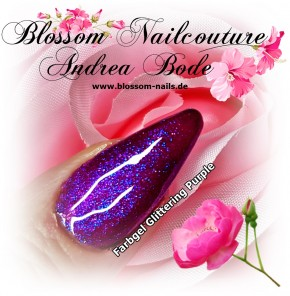 Glittering Purple 5ml